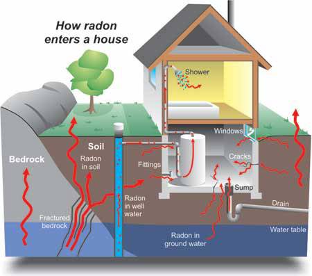 Radon in your Home