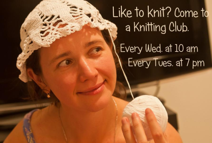 Creative Needles: Quilting, Crocheting, and Knitting