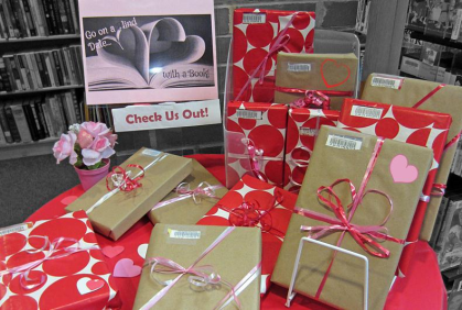 Go on a Blind Date with a Book in Walkertown starting Feb 1st