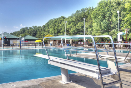 Discounted Aquatic Center Season Passes