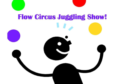 Flow Circus Juggling Extravaganza @ Kernersville Library
