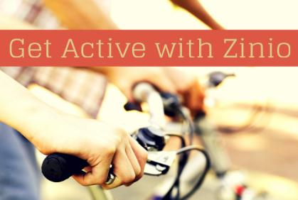 Get Active with Zinio