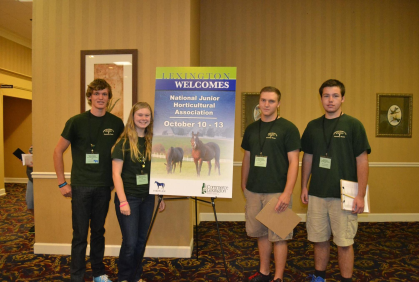 Forsyth County 4-H Members Place at Nationals