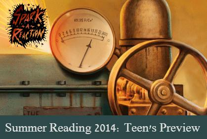 Summer Reading 2014: Teen