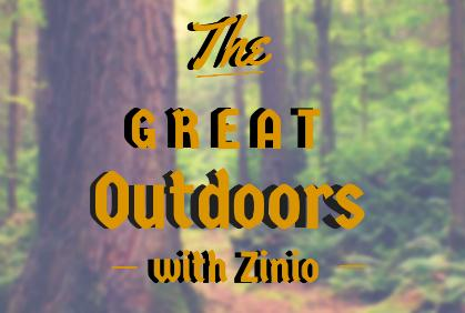 The Great Outdoors with Zinio