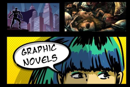 New Resource for Our Graphic Novel Readers