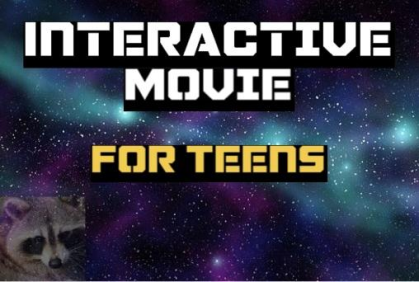 Interactive Movie for Teens at the Clemmons Branch!