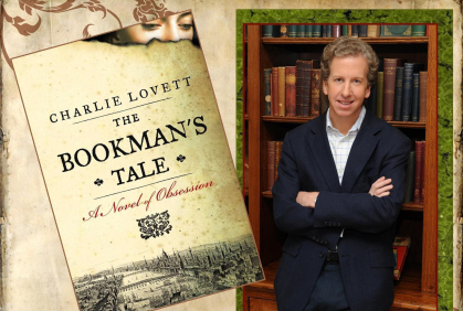 Charlie Lovett: The Bookman
