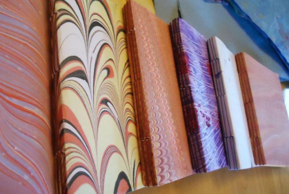 Bookbinding: History, Art & Craft with Anne Murray