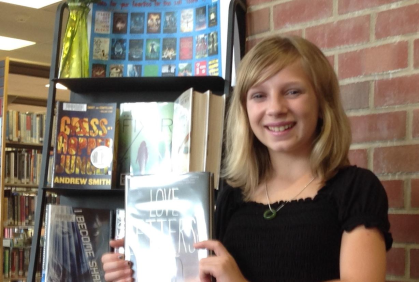 Summer Readers from Walkertown Win Bookstore Gift Cards