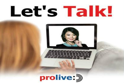 New Pronunciator Feature: ProLive Conversation Groups