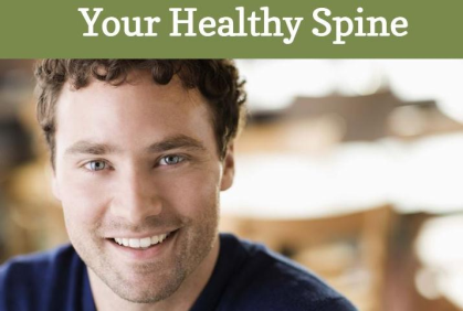 Your Healthy Spine in Walkertown March 10