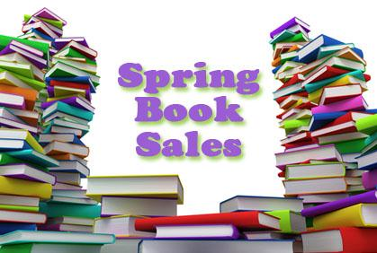 Systemwide Friends of the Library Book Sales