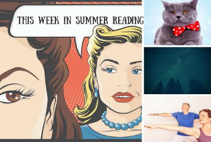 This week in Summer Reading!