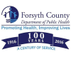 Public Health Celebrates 100 Years of Service