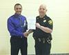 Explorer Post 975 Member Recognized for Scholastic and Leadership Accomplishments