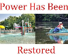 Power Restored at Tanglewood Park