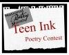 Teen Poetry Contest!