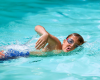 Swim Lessons at Tanglewood Park Aquatic Center