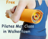 Free Pilates Class in Walkertown April 14