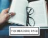 The Readers' Page: the place for all things reading