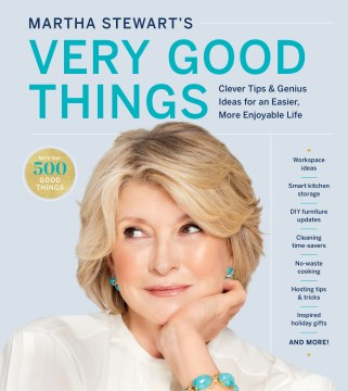 Martha Stewart's Very Good Things