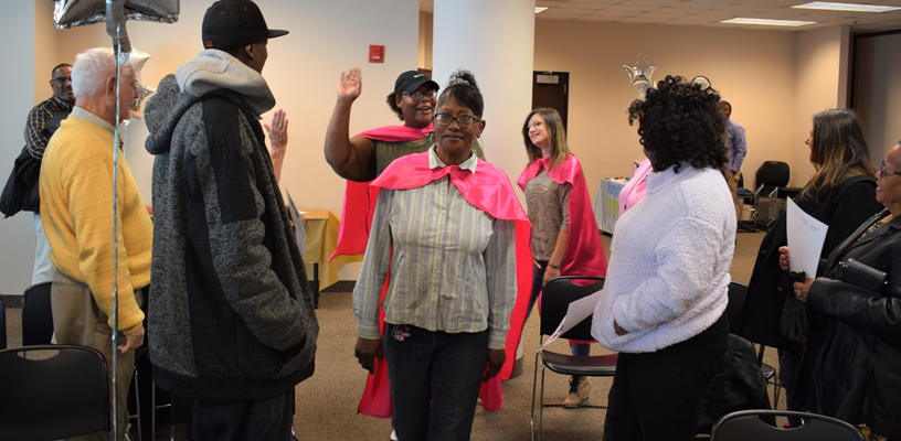Expanding Stepping Up program graduates more SUPER Women