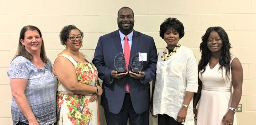 Forsyth County Social Services Wins Two Best Practice Awards