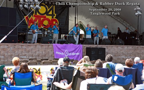 Chili Championship and Rubber Duck Regata - Tanglewood Park