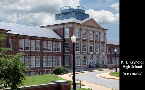 R.J. Reynolds High School