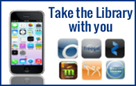New Mobile Apps via the Library!
