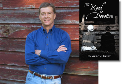 Meet the Author Cameron Kent in Walkertown, Tuesday, 7/23