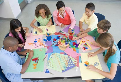 Creative Crafts for Kids @ the Library
