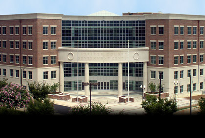 Forsyth County Government Center