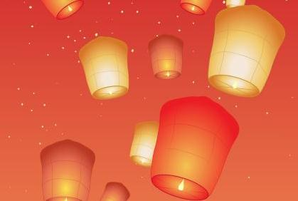 Light Up the Night Paper Lanterns