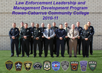 Law Enforcement Leadership and Management Development Program