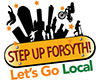 Step Up Forsyth encourages you to visit a local park!