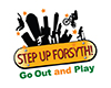 Go Out & Play with Step Up Forsyth!
