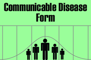 Disease Reporting Forms